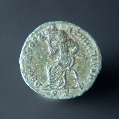 Ancient Roman Bronze Coin - Authentic and Unresearched - 15mm AE4