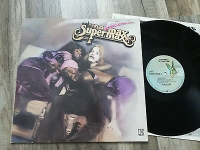 "lp SUPERMAX ""FLY WITH ME"""