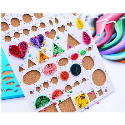 120 Strips Mixed 5mm Quilling Paper Origami Papercraft DIY Decoration Crafts