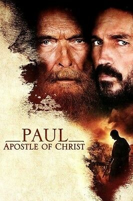 Paul Apostle Of Christ (DVD,2018) NEW*Drama, History*PRE-ORDER SHIPS 06/19/18