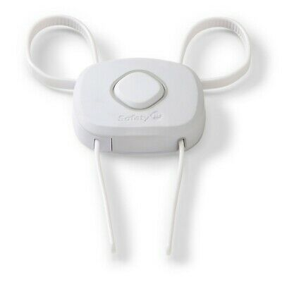 Safety 1st Outsmart Flex Lock with Decoy Button - Baby / Child Proofing