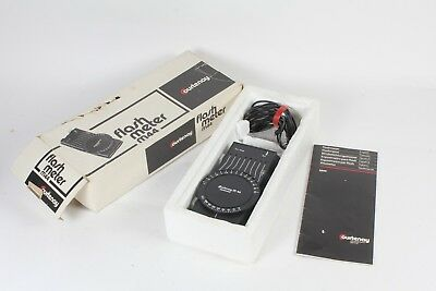 Courtenay Flash Meter M44 in box