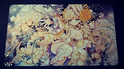 Anime Custom Playmat - Chains Anime Girls (Lolita) - NEW