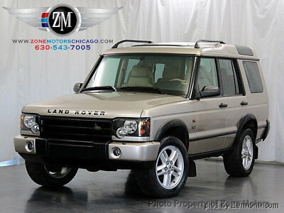 Land Rover Discovery 4dr Wagon SE