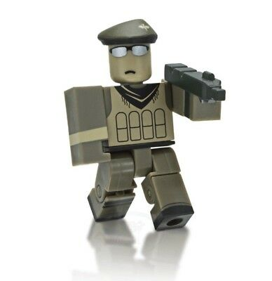 Roblox REDWOOD PRISON SPEC OPS Series 3 Mystery Toys Soldier NEW+Virtual Codes