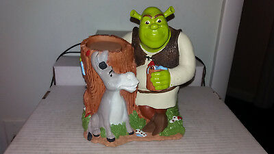 Dreamworks Shrek & Donkey Dixie Cup Kids Dispenser 2004