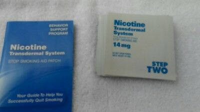 stop smoking patches step 2