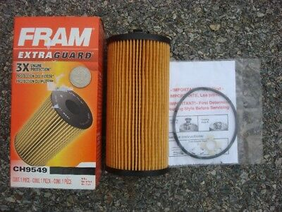 24 FRAM EXTRA GUARD CH9549 Engine Oil Filter FOR 03-10 FORD 6.0 6.4 DIESEL