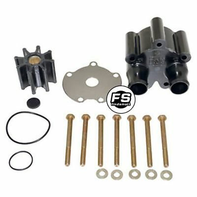 Water Pump Kit with Housing for Mercruiser Inboard and Bravo 46-807151A14