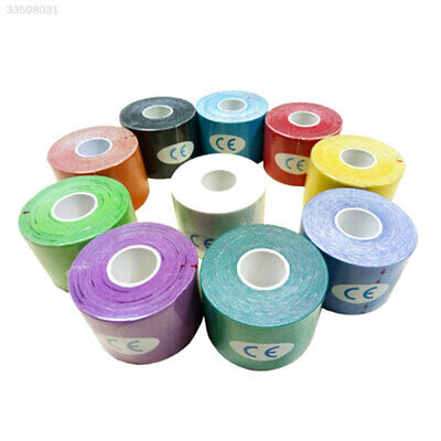 Taping Elastic Muscular Kinesiological Tape Bandage Care Cotton 3.8cm5m