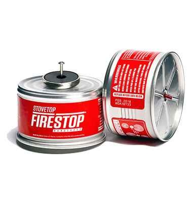 StoveTop FireStop Extinguisher 675-3, Pack of 2, Dated - DEC 2023