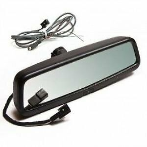 Slimline Rear Vision Auto Dimming Mirror With 3.5In Display