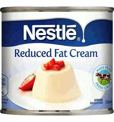 Nestle Reduced Fat Cream 250ml