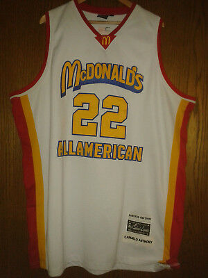 Basketball-Trikot, Carmelo Anthony, HighSchoolLegends Limited Edition,McDonald's