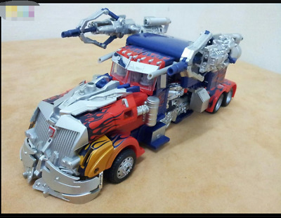 Transformers UFO BK-02D Optimus Prime Electroplating compartment Armory in stock