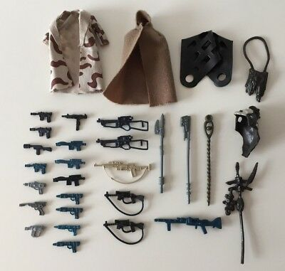 Original Vintage Star Wars Kenner Weapons & Clothing From The 70s / 80s