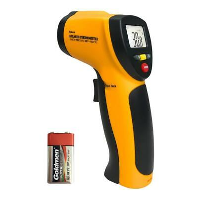 Helect Digitale Laser Infrarot Thermometer Pyrometer (-50°C bis 550°C) mit LCD