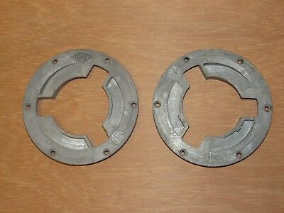 **2-PACK** FLO-PAC Clutch Plates with Mounting Hardware (USA)