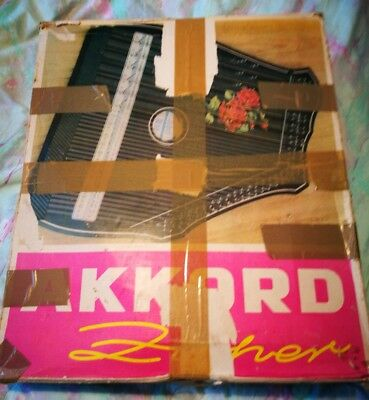 Akkord Zither 1987