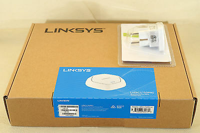 Linksys LAPAC-1750PRO AC1750 Access Point 1750 Mbit/s PoE+ MIMO 3x3 Dual Band