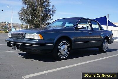 1992 Buick Century  1992 Buick Century Special Edition 2 Owner 67K Orig Miles CLEAN Loaded 3300 3.3
