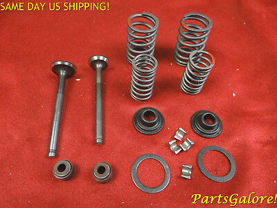 64mm Valves Valve Set Kit GY6 50cc 60cc 80cc 100cc QMB139 Scooter ATV
