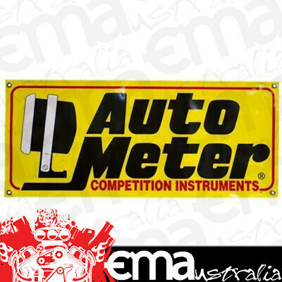 Autometer AU0212 3 FT RACE BANNER