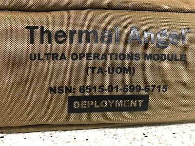 Thermal Angel Blood and IV Fluid Infusion Warmer(TA-200) ambulance paramedic ems