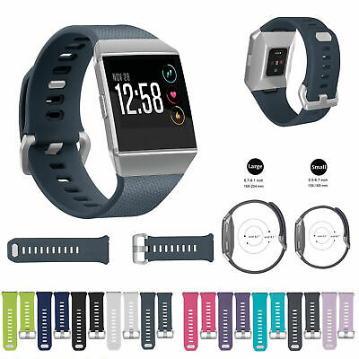 2019 Replacement Silicone Sports Watch Band Strap Bracelet For Fitbit Ionic UK