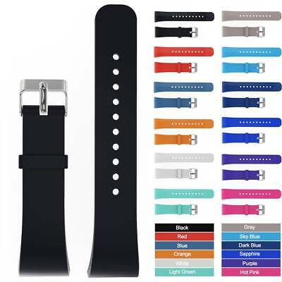 Silicone Fitness Replacement Band Wrist Strap For Samsung Galaxy Gear Fit 2 new