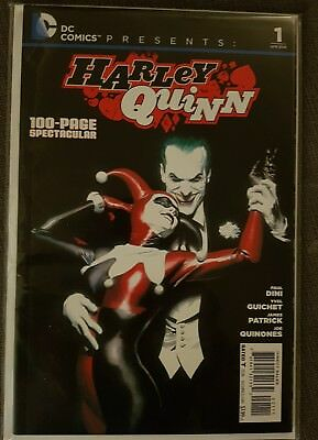 DC presents Harley Quinn #1