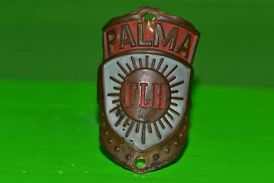 Vintage bicycle - Tablet Logo of the manufacturer-Palma-4484