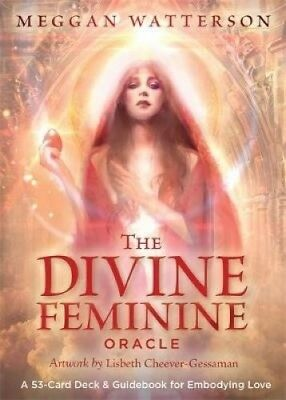 The Divine Feminine Oracle Deck: A 53-Card Deck & Guidebook for Embodying Love.