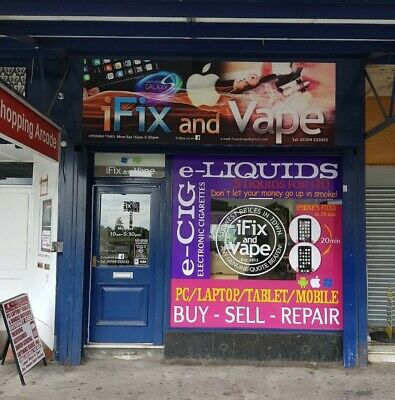 Mobile phone and vape shop buisness for sale