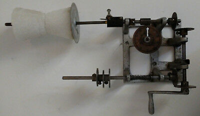 Vintage Coil Winding Machine Moris Register Co