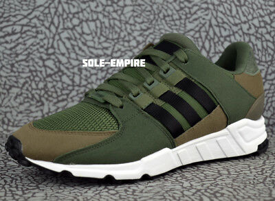 ADIDAS EQT SUPPORT RF BY9628 ST Major Black Branch Olive Green ...