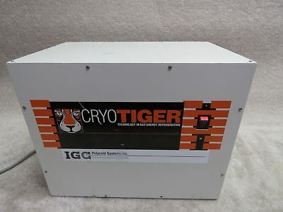 IGC Polycold Systems CryoTiger compact cooler, chiller T1101-01-000-14