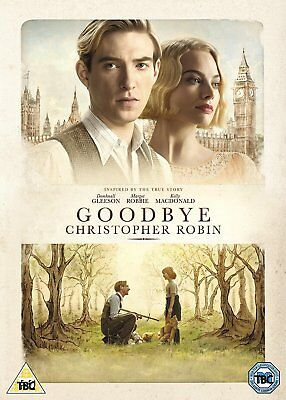 Goodbye Christopher Robin         Brand New Sealed Genuine Uk Dvd
