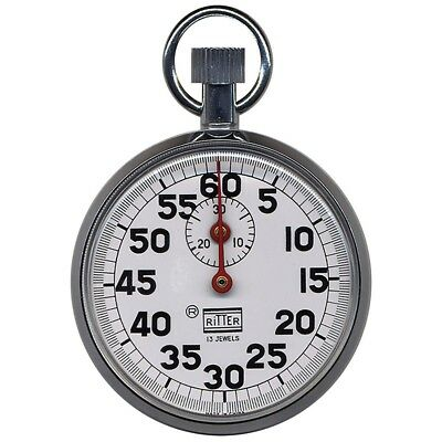 STOPWATCH RITTER. Shipping is Free