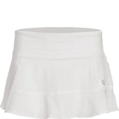(X-Large, White) - tasc Performance Women's Rhythm Running Tennis Fitness