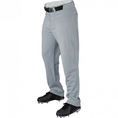 (Medium, Grey) - Wilson Youth Pro T3 Relaxed Fit Baseball Pant. Free Delivery