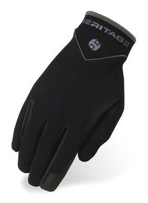 (8, Black) - Heritage Ultralite Glove. Heritage Products. Shipping is Free