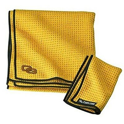 (Sungold) - Club Glove Microfiber Caddy Towel. Delivery is Free
