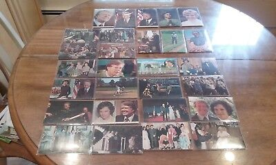 28 Different President Jimmy Carter & Family Postcards