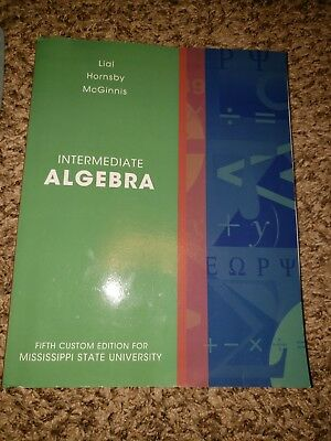 Intermediate algebra by lial hornsby mcginnis fifth custom edition intermediate algebra by lial hornsby mcginnis fifth custom edition for msu fandeluxe Images