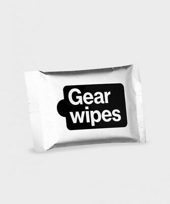 AM Gear Wipes Turntable / CDJ / Mixer Cleaner Anti-Static Wetwipes 20pk
