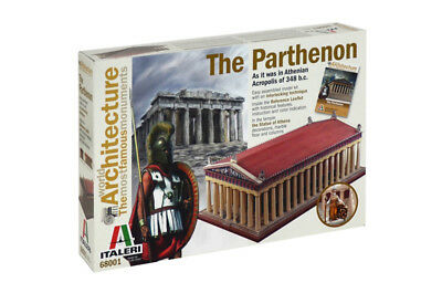 ITALERI World Architecture: The Parthenon ( Akropolis ) Nr.: 68001