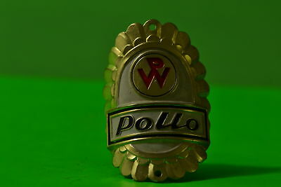 Vintage bicycle - Tablet Logo manufacturer-Pollo -4496