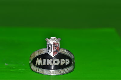 Vintage bicycle - Tablet Logo of the manufacturer-Mikopp -4497