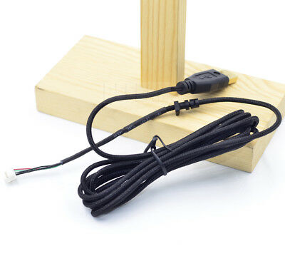 2bcfc56dece New Cable for Razer DeathAdder 2013 Chroma mouse USB cable/USB mouse Line